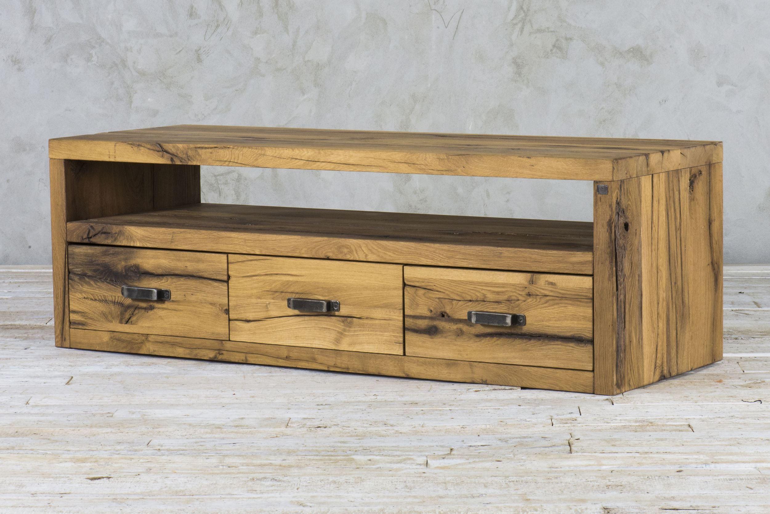 Komoda RTV - stare drewno No. 314
