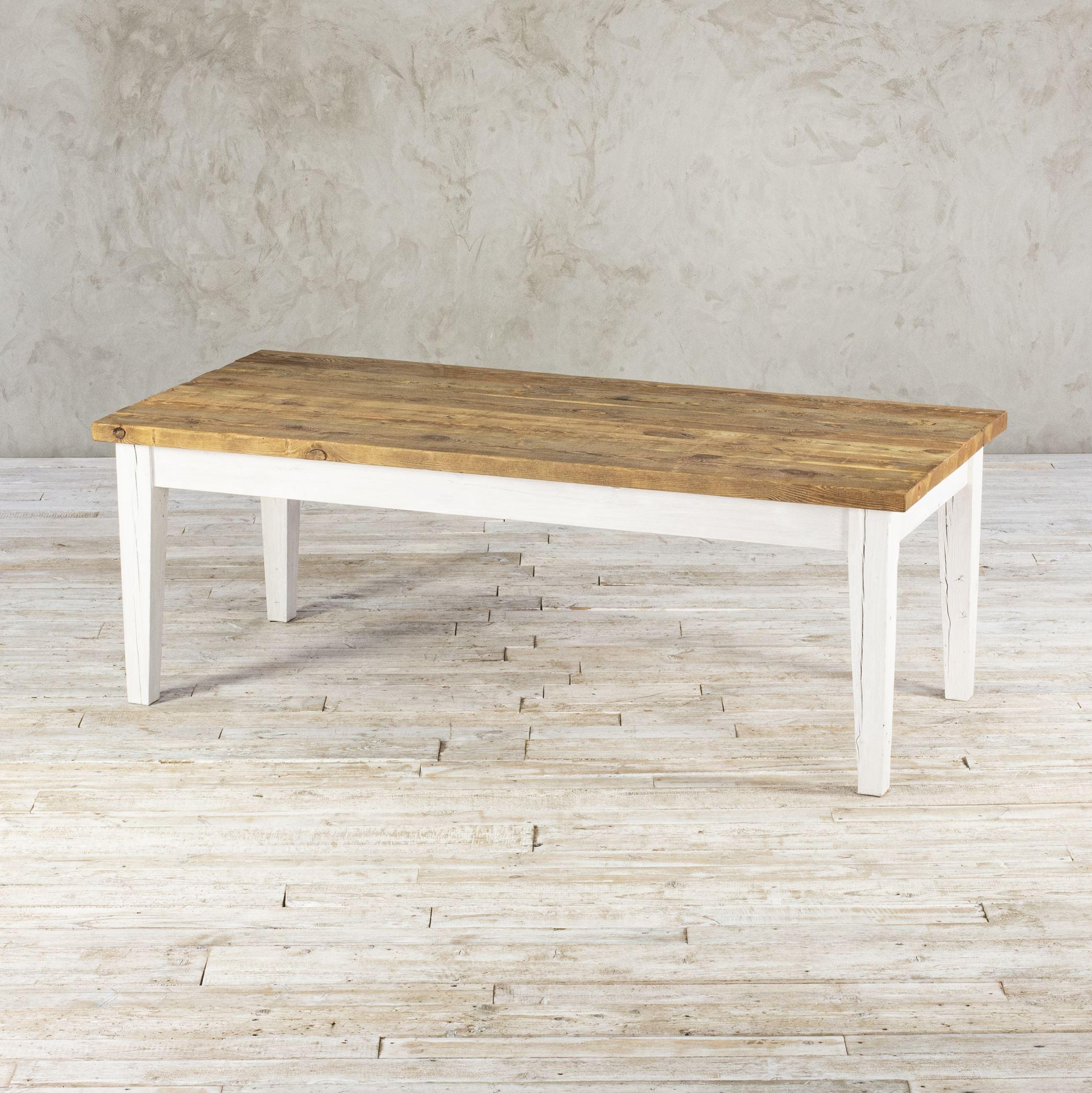 Stół ze starego drewna - No. 314