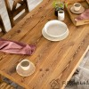 Industrialny stół ze starego drewna no.103